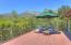 mountain view deck