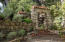 Eaton House ruins - now a stone grotto sanctuary