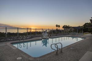 Swimming Pool With Ocean Views
