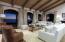 Great Room - Family Room at Villa della Costa