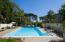 Beautiful pool; Bonnymede also includes a club house and tennis courts