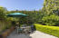 Guest studio private gardens