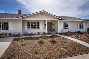 Main residence offering ~1,825sq.ft. + attached legal second unit with separate entrance.