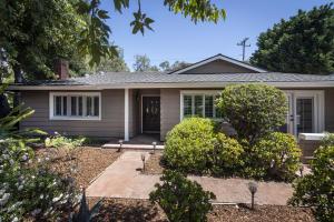 Located on a peaceful cut-de-sac in one of Santa Barbara's favorite neighborhoods.