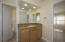 Newer vanity, new floors.