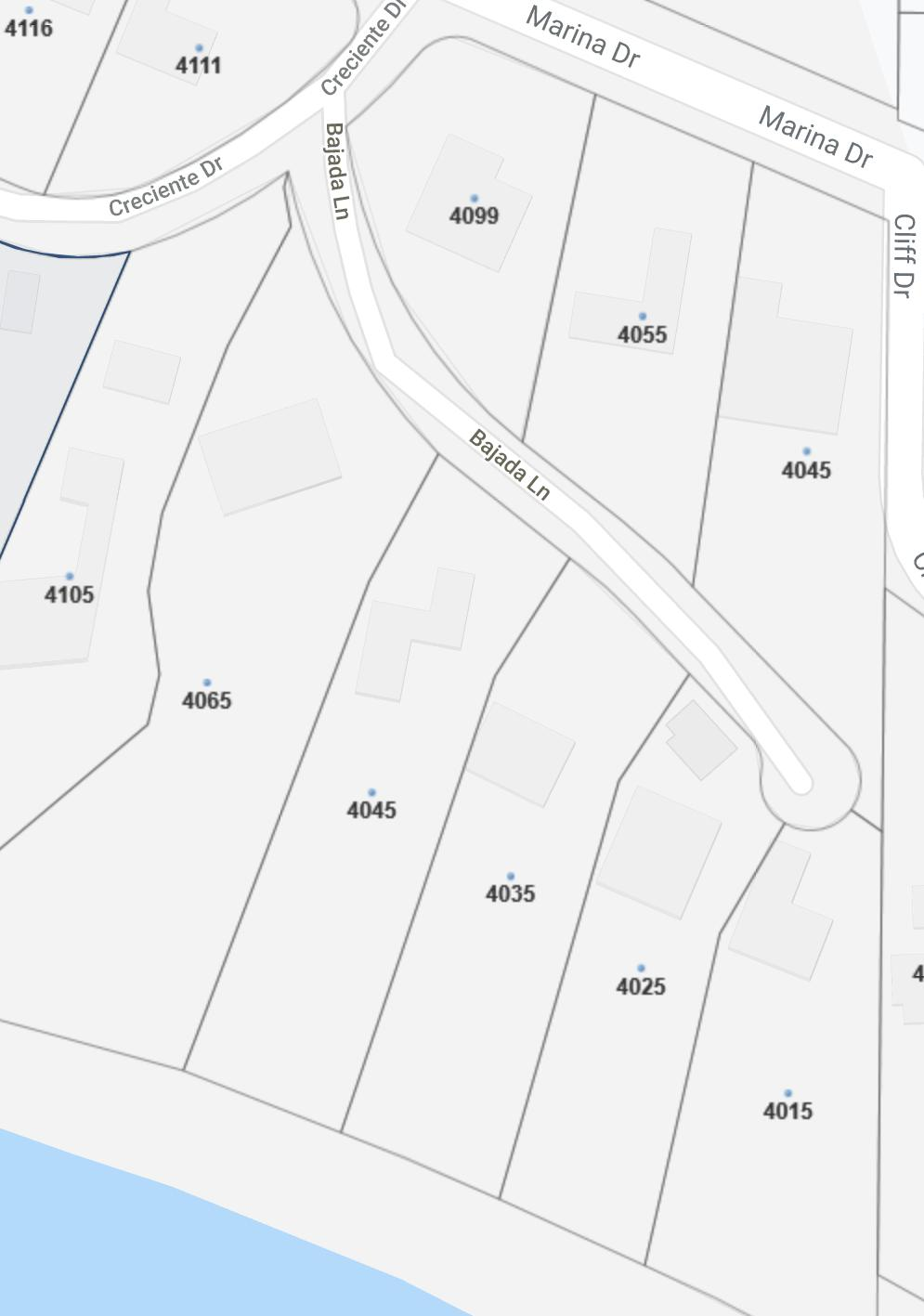 4045 Bajada Ln Santa Barbara, CA 93110