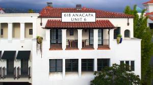618 Anacapa Street, 6, SANTA BARBARA, CA 93101