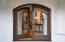 Custom Wood & Glass Doors