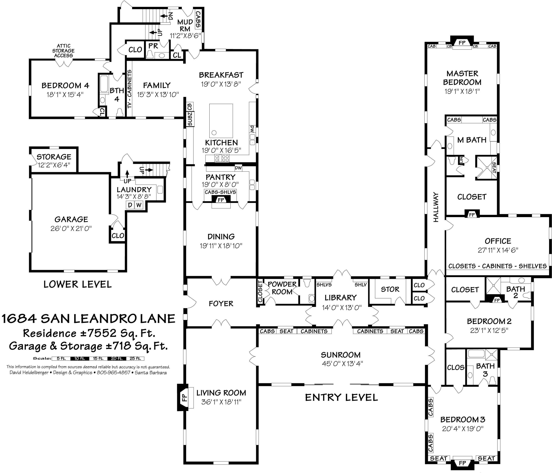 1684 San Leandro Ln Montecito, CA 93108