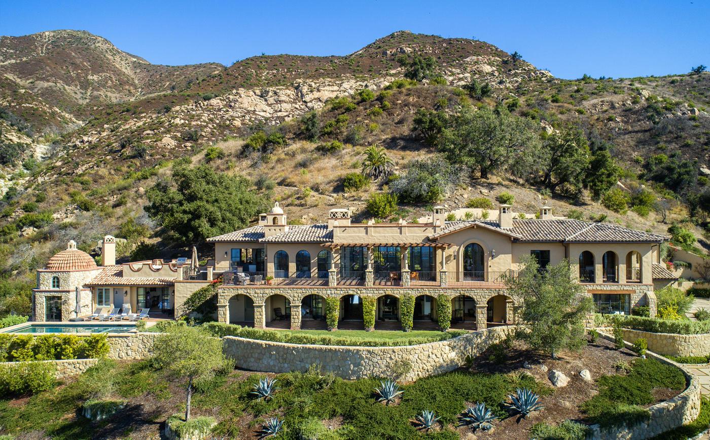 1398 Oak Creek Canyon Rd Montecito, CA 93108