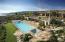 Swim, Spa Complex includes enclosed Poolside BBQ Kitchen, Fire pit Loggia, Massage Room & bath, Media Room, Gym, Wine Cellar, etc.