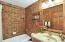 Custom Tile - Hardwood Doors