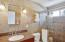 Heated Tile Flooring - Custom Tile - Hardwood Door