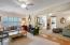 Living room/adjacent sitting room