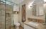 Hall Bath between 2 ground-floor bedrooms