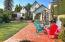 Sitting area/back yard