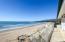 Looking north up the coast to Santa Barbara.