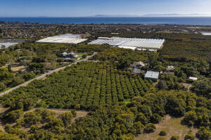 Also included in this offering is the 2.33 acre Orchard Parcel