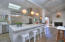 Updated kitchen with quartz counters, Thermador Appliances & ample light