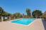Community pool.