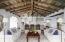 Virtually staged family room at Villa del Mare