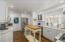 Crisp & clean remodeled kitchen
