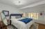 Nice bedroom with adjoining bath