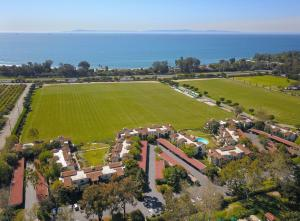 premier location overlooking polo fields and ocean