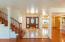 Marble & Hardwood Floors