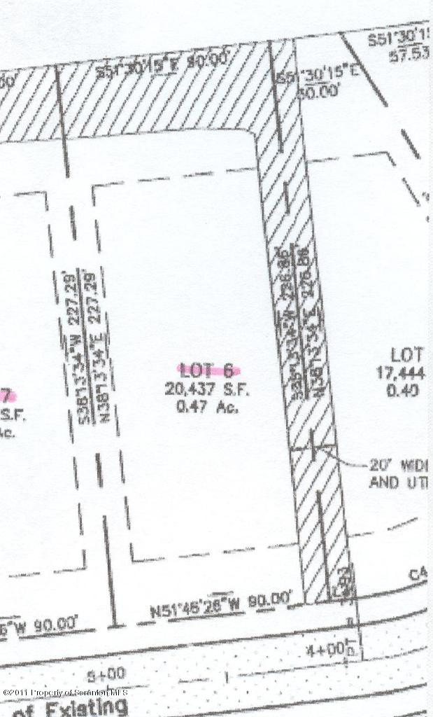Lot 6 Line St, Olyphant, Pennsylvania 18447, ,Land,For Sale,Line,11-1060