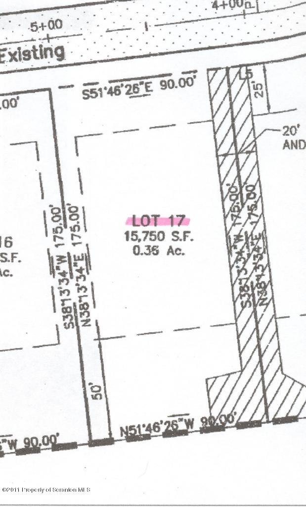 Lot 17 Line St, Olyphant, Pennsylvania 18447, ,Land,For Sale,Line,11-1066
