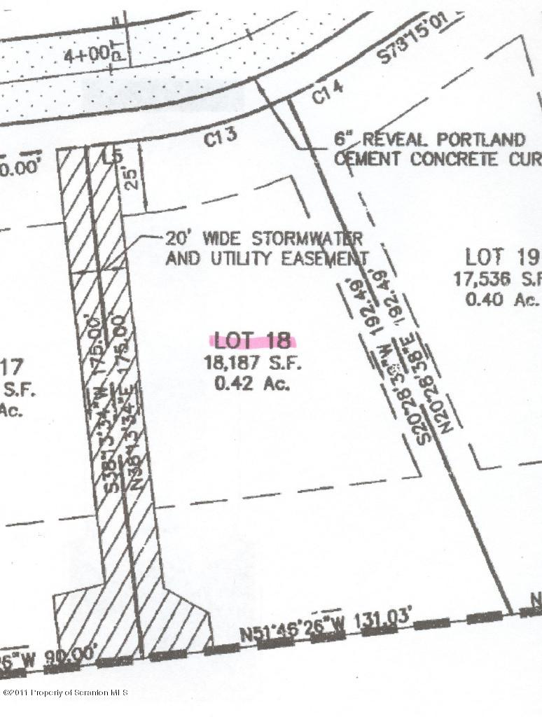 Lot 18 Line St, Olyphant, Pennsylvania 18447, ,Land,For Sale,Line,11-1067