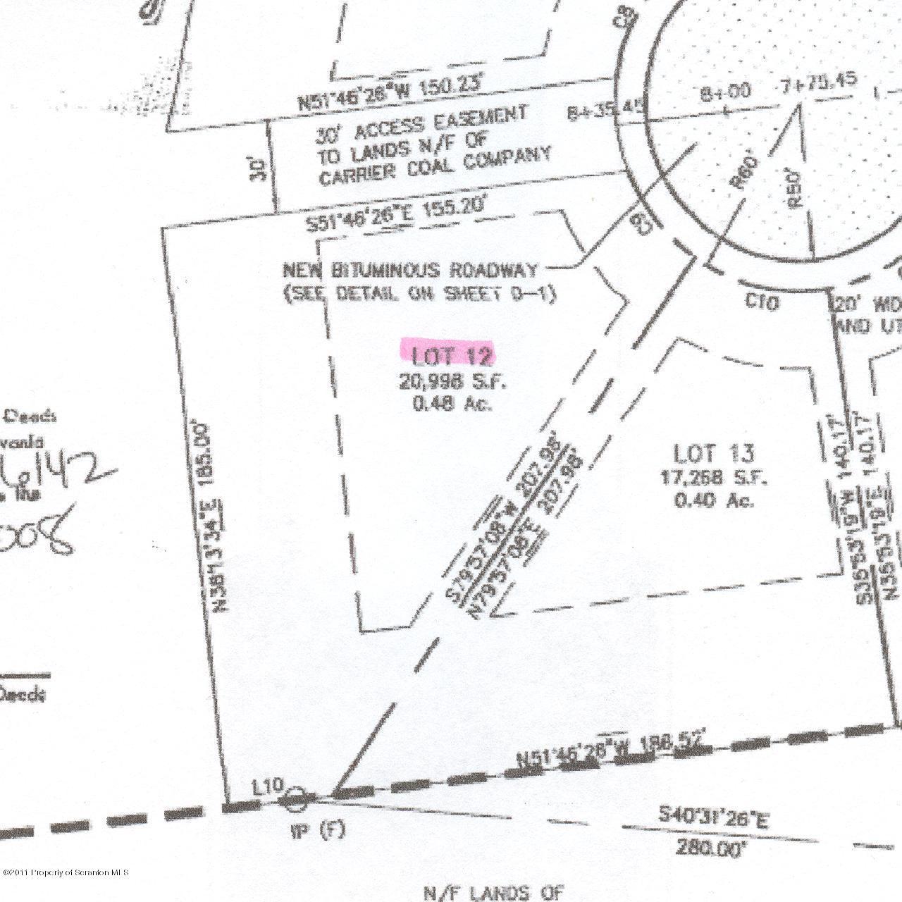 Lot 12 Line St, Olyphant, Pennsylvania 18447, ,Land,For Sale,Line,11-1064