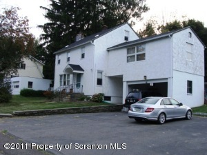 309 ADAMS AVE, South Abington Twp, PA 18411