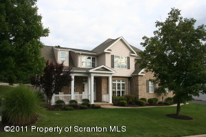 23 ONEILL DR, Moosic, PA 18507