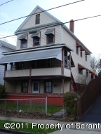 123 Custer St, Wilkes-Barre, PA 18702