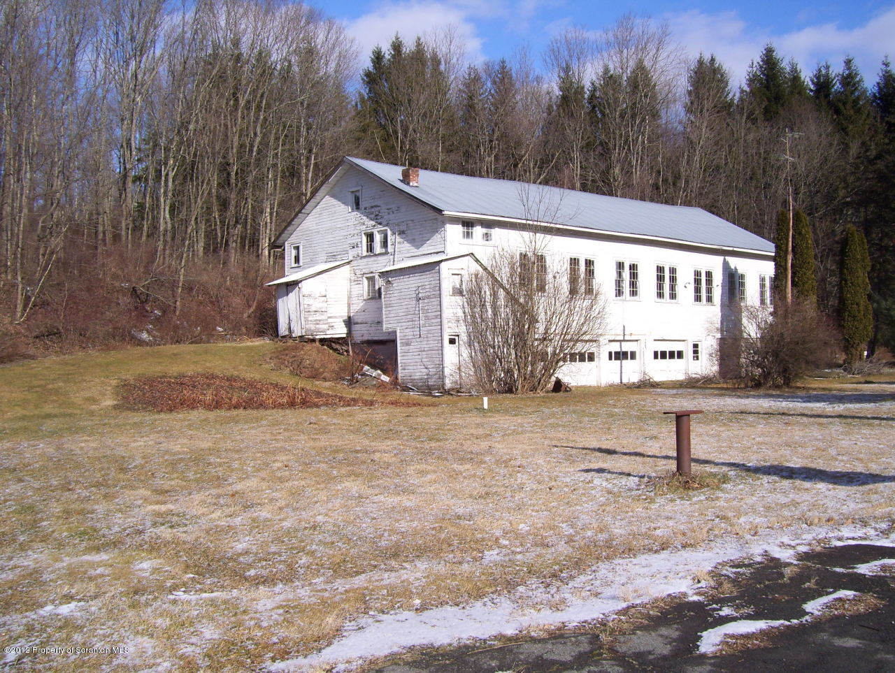 127 Route 106, Greenfield Twp, Pennsylvania 18407, ,Commercial,For Sale,Route 106,12-439