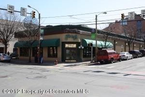 Corner of Adams Avenue & Linden Street