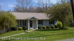 1368 Post Hill Road, Factoryville, PA 18419