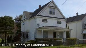 218 E Line St, Olyphant, PA 18447