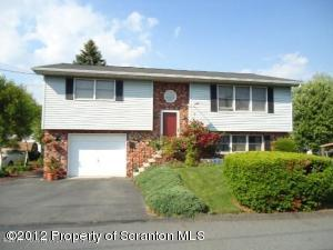 827 Adams 834 Murray Ct, Throop, PA 18512