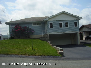 109 43RD Street, Carbondale, PA 18407