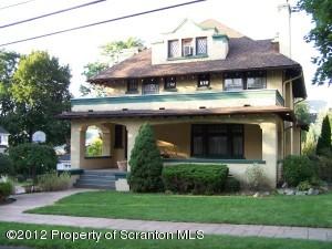 1015 Columbia St, Scranton, PA 18509
