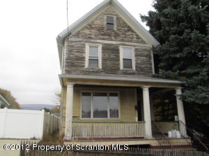 416 17TH AVE, Scranton, PA 18504