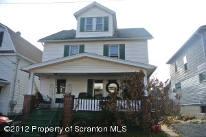 514 Jadwin St, Scranton, PA 18508