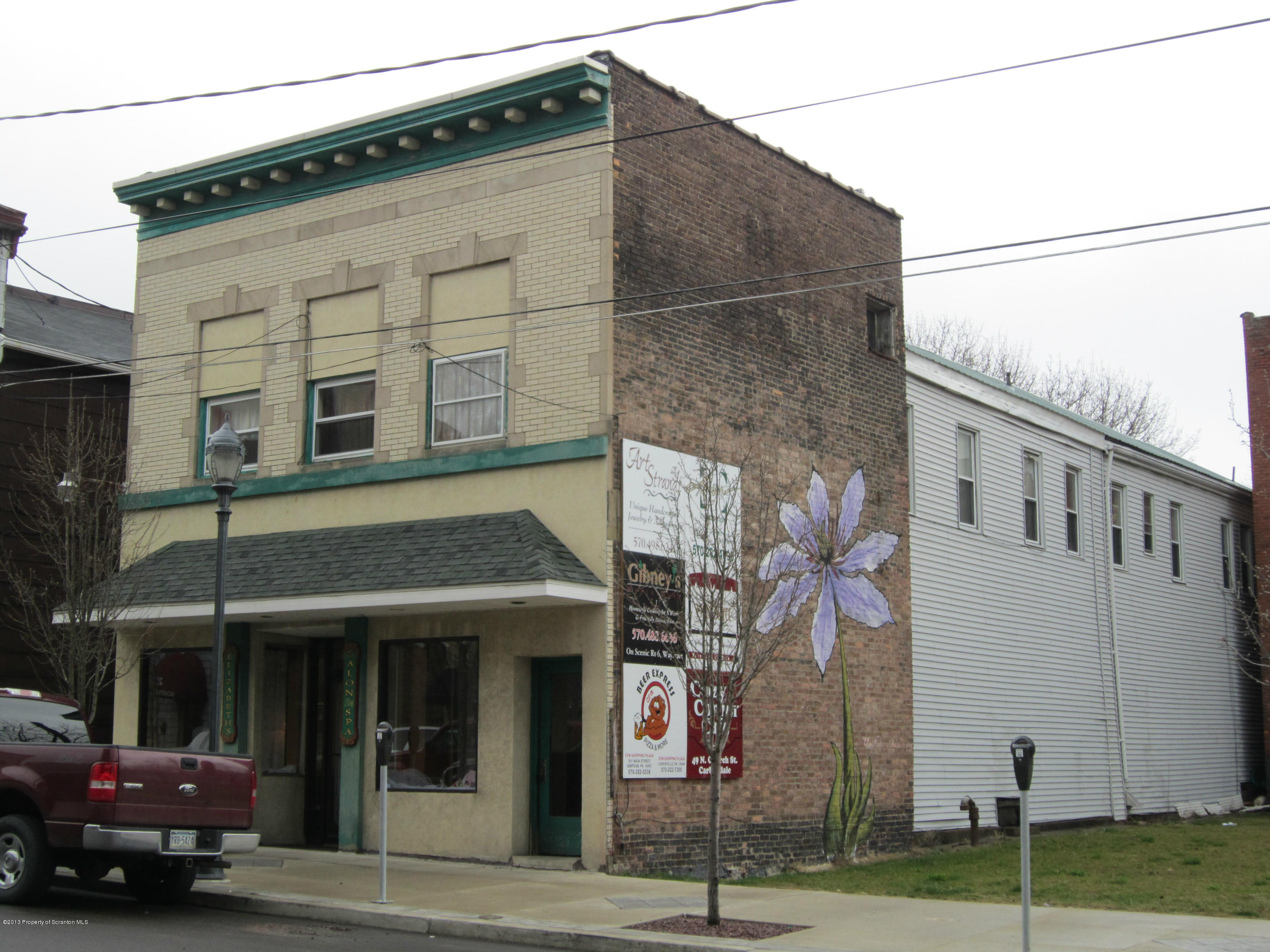 16 Main Street, Carbondale, Pennsylvania 18407, ,5 BathroomsBathrooms,Commercial,For Sale,Main,13-1864