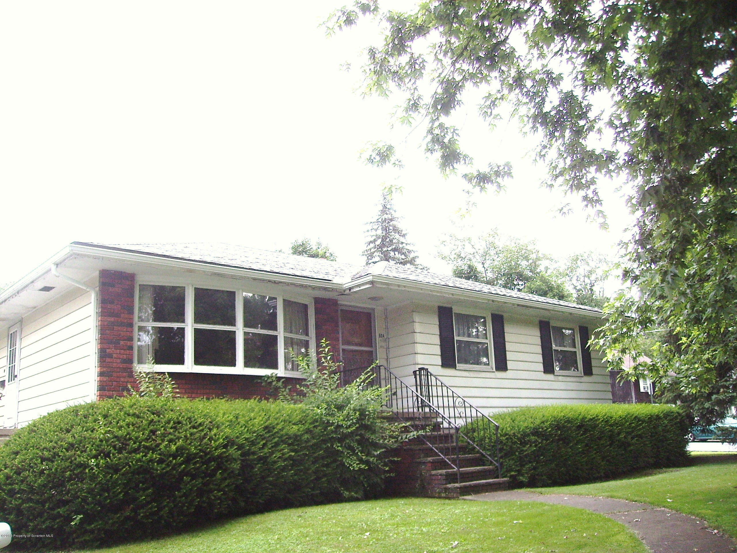 604 State Street, Clarks Summit, Pennsylvania 18411, ,1 BathroomBathrooms,Commercial,For Sale,State,13-3909