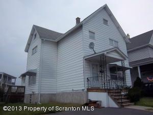 105 Walnut St, Dunmore, PA 18512