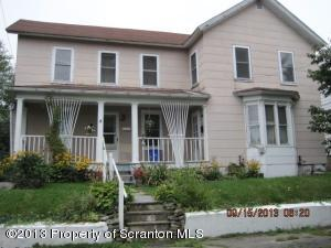605 DELAWARE St., Forest City, PA 18421