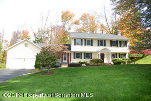 Gracious family home with 3 finished levels